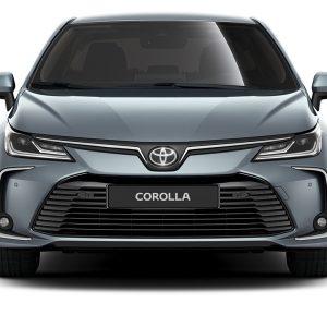 Новая Toyota Corolla в России: бизнес-седан в компактном формате