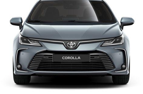 Новая Toyota Corolla будет работать на трёх видах топлива