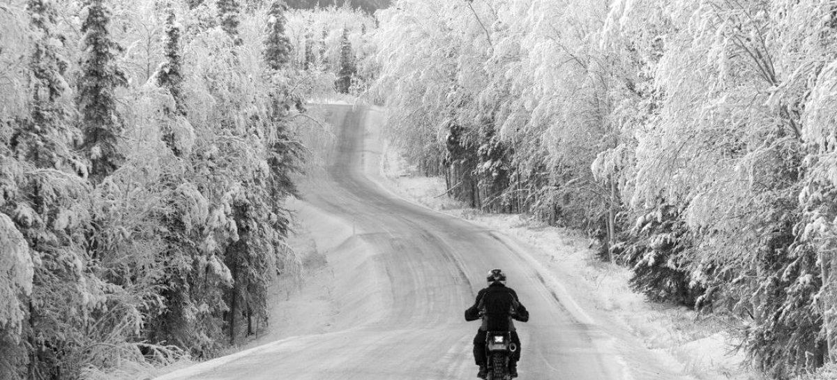 В Канаде могут запретить езду на мотоцикле зимой