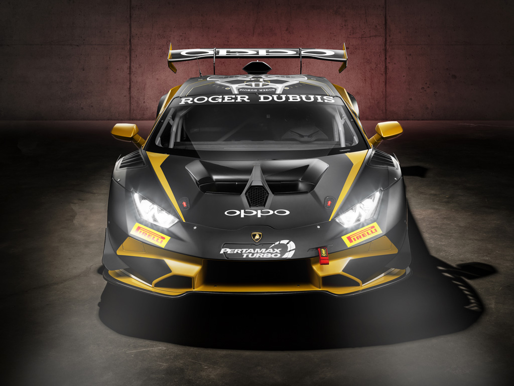 Huracán Super Trofeo Evo Collector 2019
