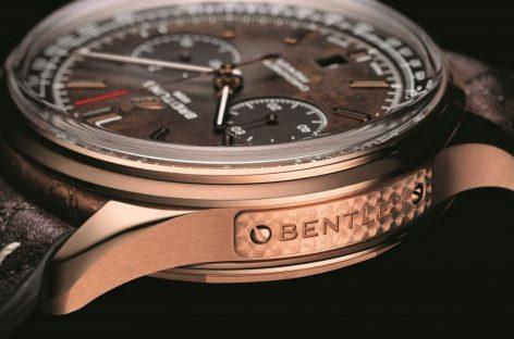 Наручные часы BENTLEY CENTENARY в честь успешного партнерства