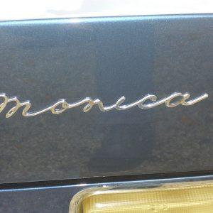 В 1972 году на автосалоне в Париже публике был представлен новый французский автомобиль высшего класса – Monica