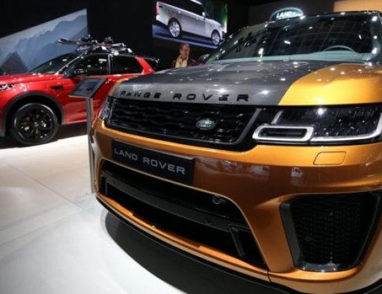 Будущие модели Jaguar Land Rover помогут остановить распространение вирусов и бактерий