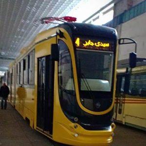 Украинские трамваи К1Е6А теперь в Египте