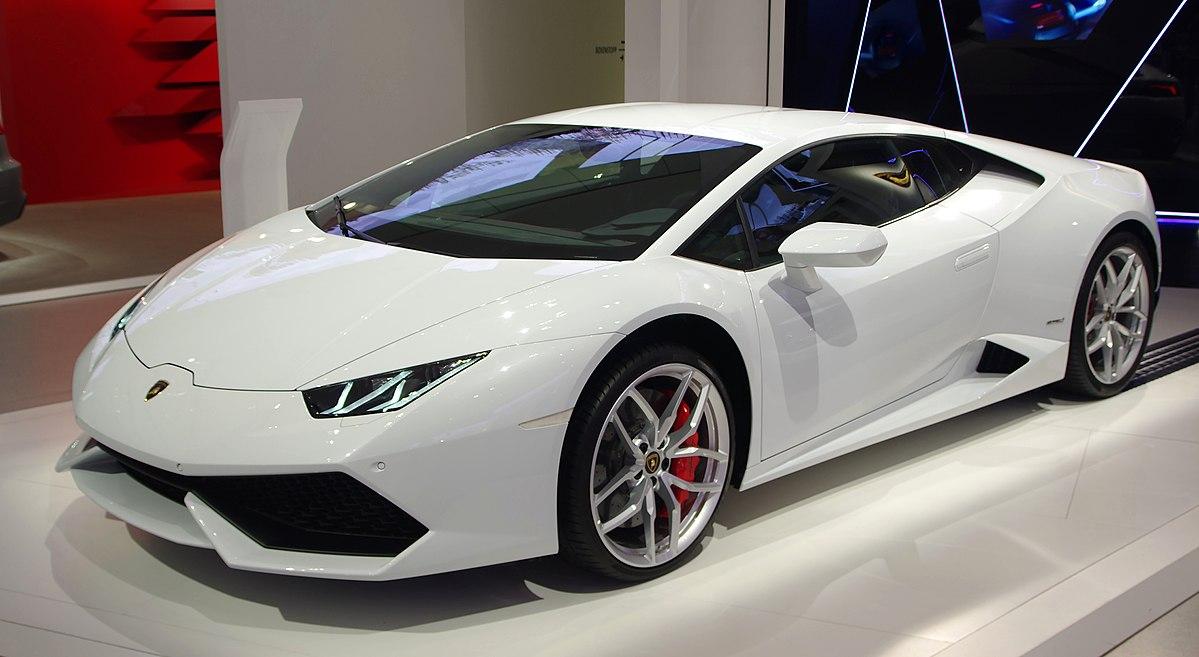 Lamborghini_Huracan photo