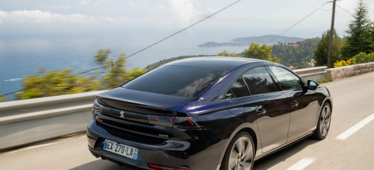 Новый Peugeot 508 станет доступным для покупки в России