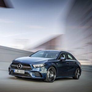 Самый доступный седан Mercedes - AMG A35 4Matic