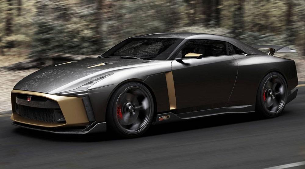 Nissan GT-R 2020 photo