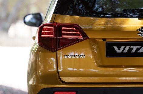 Полумиллионная Vitara сошла с завода Suzuki в Венгрии