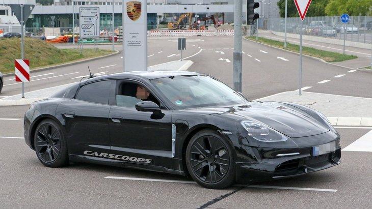 Porsche cTaycan