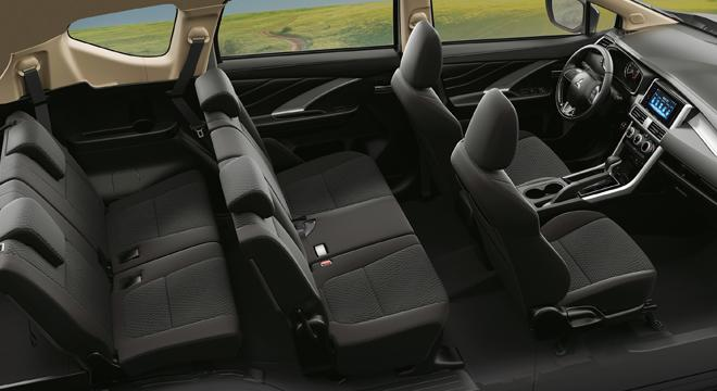 Mitsubishi XPander салон