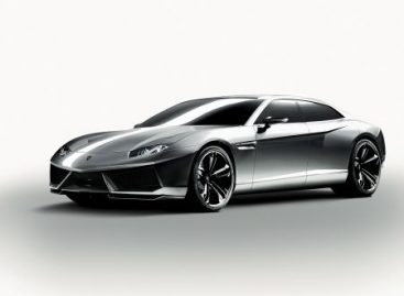 Lamborghini раскрыли информацию о новом Grand Tourer