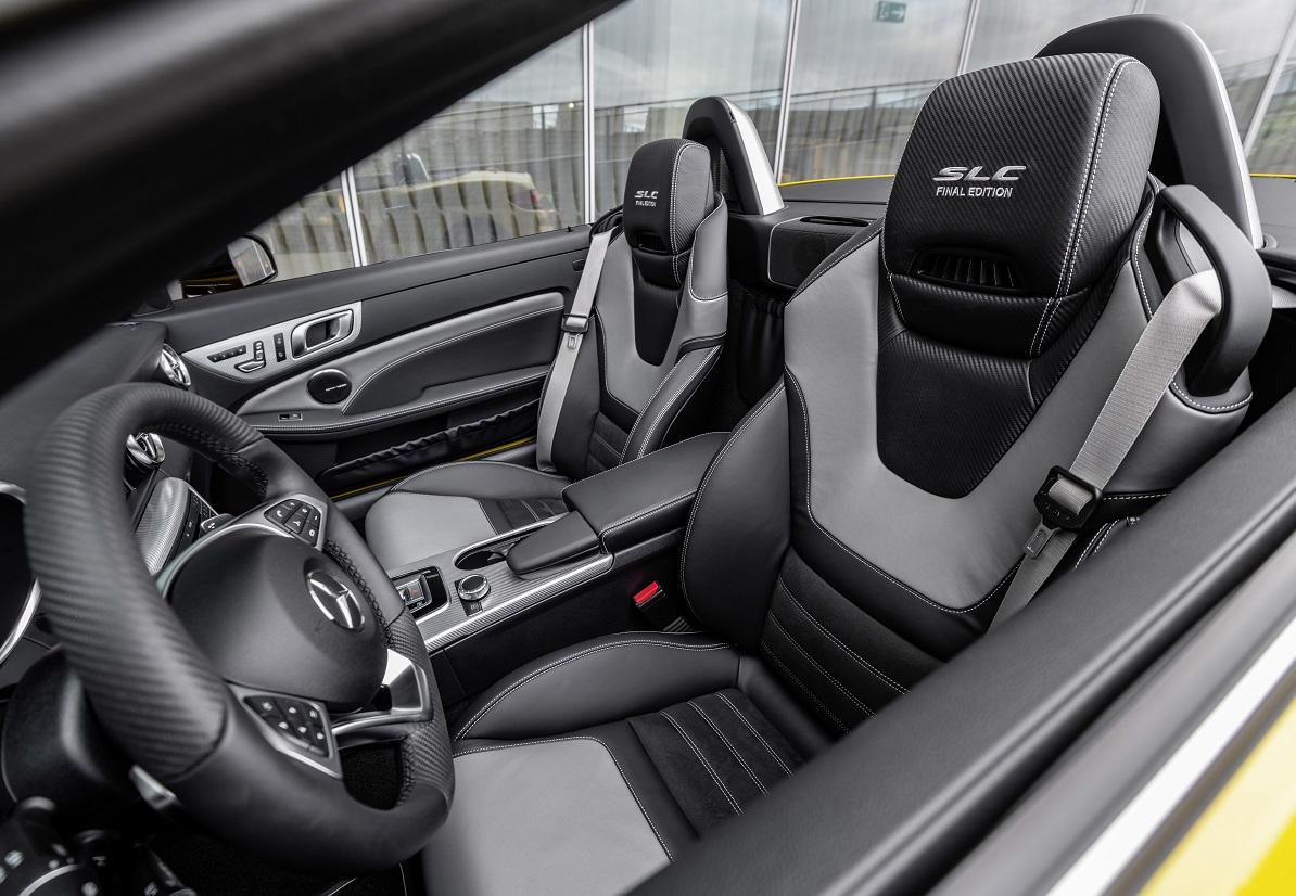 Mercedes-Benz SLC 300 Final Edition