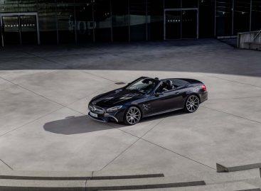 Mercedes-Benz представил новый родстер SL Grand Edition