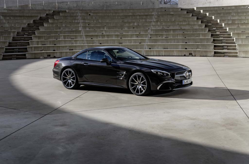 Mercedes-Benz SL Grand Edition (R231), 2019Mercedes-Benz SL Grand Edition (R231), 2019