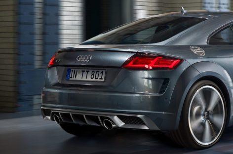 Audi рассмотрит модель TT в качестве электрокара