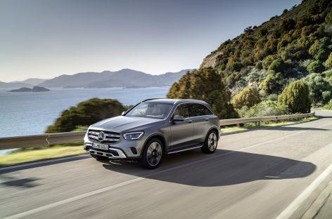 Новый Mercedes-Benz GLC