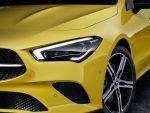 Новый Mercedes-Benz CLA появится в сентябре и в кузове CLA Shooting Brake