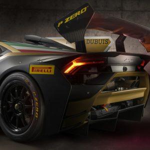 Lamborghini Squadra Corse представило Huracán Super Trofeo Evo Collector 2019