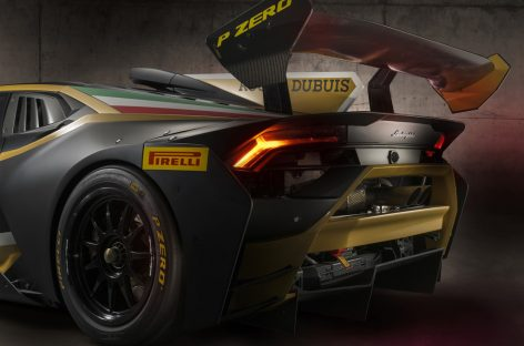 Lamborghini Squadra Corse представило Huracán Super Trofeo Evo Collector 2019