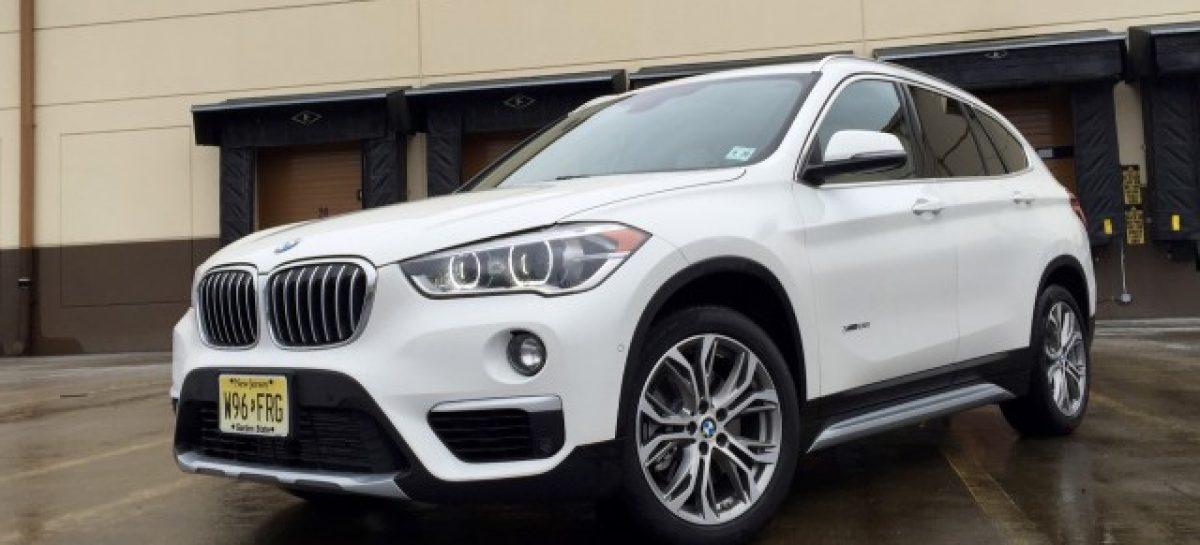 BMW выпустила модель X1 с расходом 1.3 литра на 100км