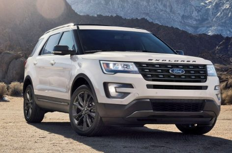 Клиенты Ford все еще выбирают классическую черно-белую гамму