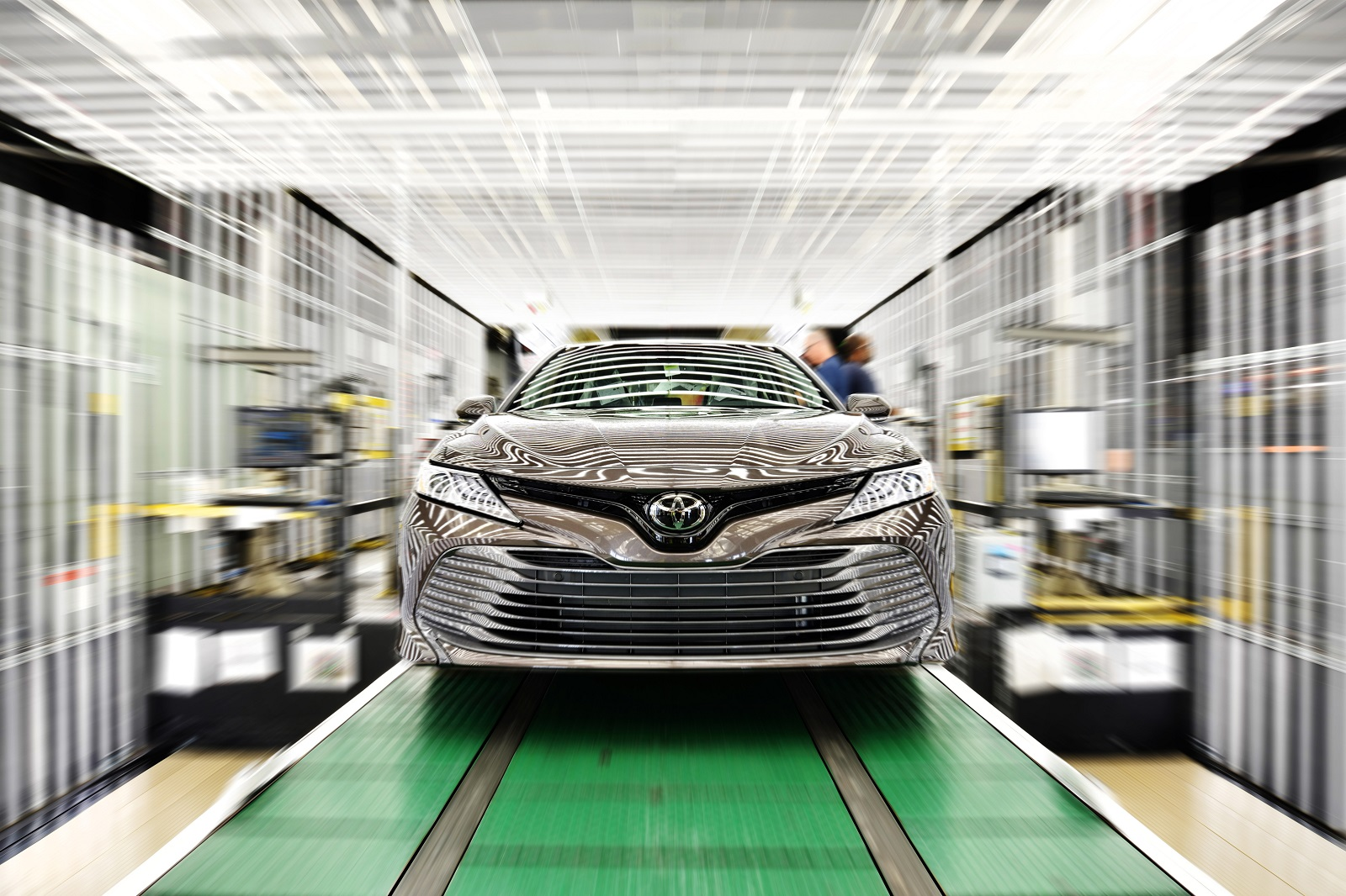 2018 Toyota Camry Lineoff