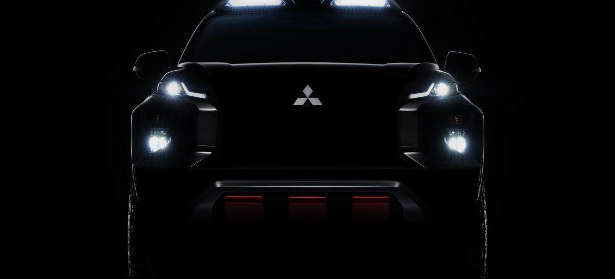 Mitsubishi представит специальную версию нового L200 в Бангкоке