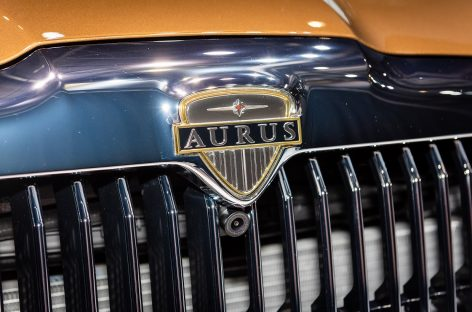 В июне официально опубликуют цены на новый Aurus