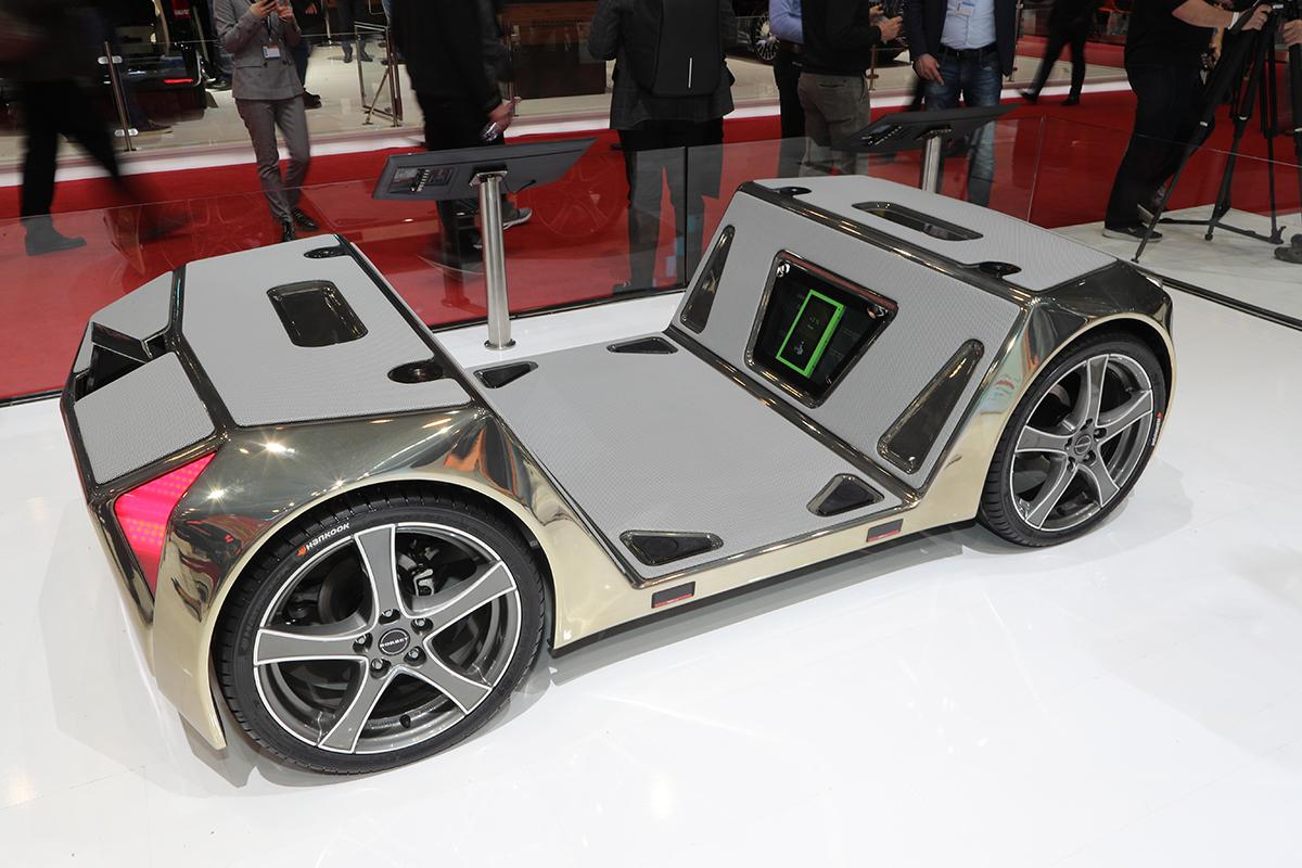 Hankook микроавтомобили photo 1