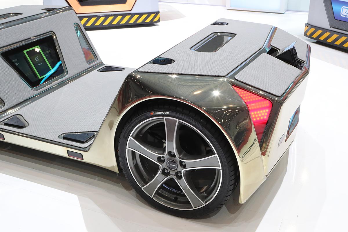 Hankook микроавтомобили photo 2