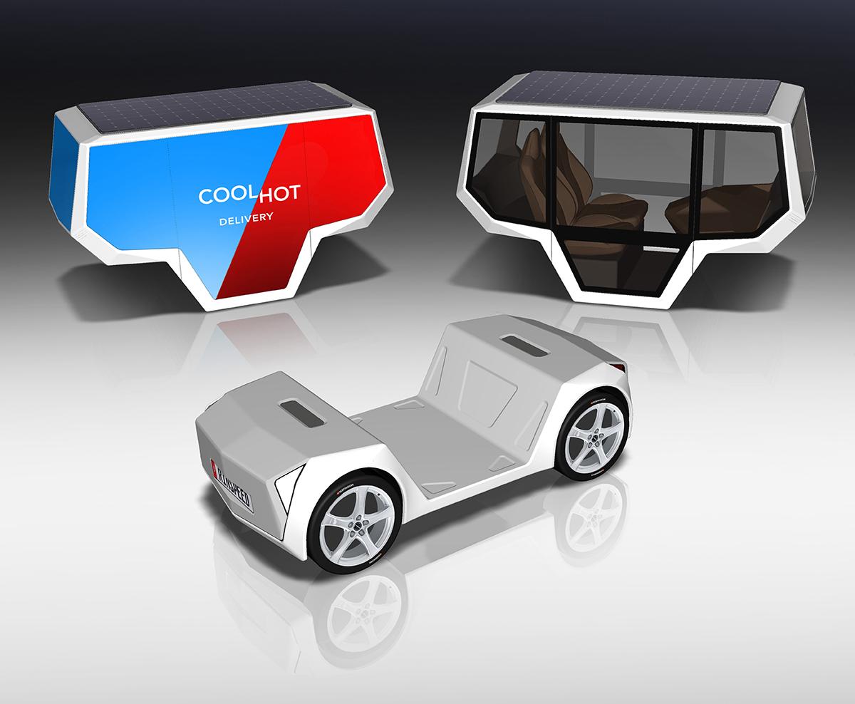 Hankook микроавтомобили photo 4