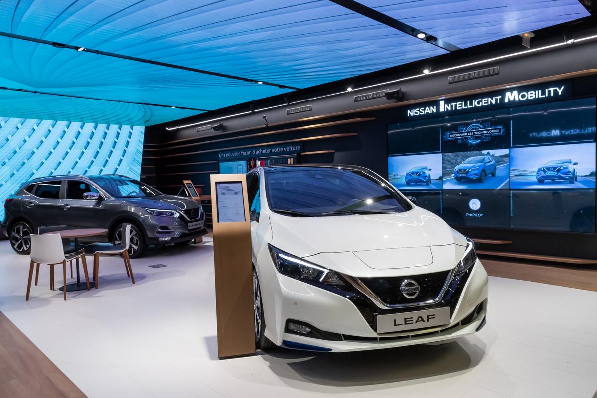 Nissan City Hub