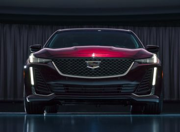 Cadillac CT5 будет рассекречен в видеороликах «Симфония чувств» в социальных сетях