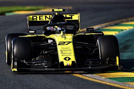 Renault F1 Team набирает очки в начале Чемпионата мираФормула-1 2019