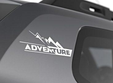 Renault представляет новую лимитированную серию Duster Adventure