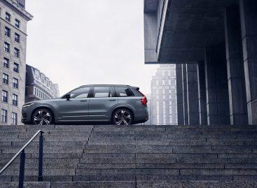 Volvo Car Russia открывает приём заказов на обновлённый внедорожник XC90