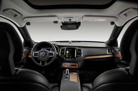 В салонах автомобилей Volvo появятся камеры, снижающие опасность от невнимательности и пьянства за рулём