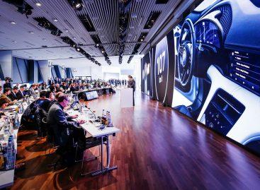 Ежегодная пресс-конференция Porsche в прямом эфире