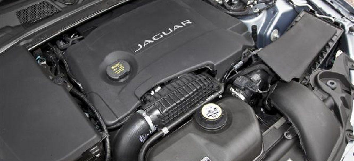 Дизельные двигатели Jaguar и Land Rover – самые экологичные в Европе