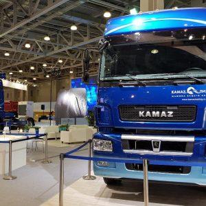 KAMAZ - лидер продаж новых грузовых автомобилей в феврале
