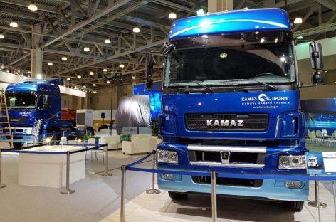 KAMAZ – лидер продаж новых грузовых автомобилей в феврале