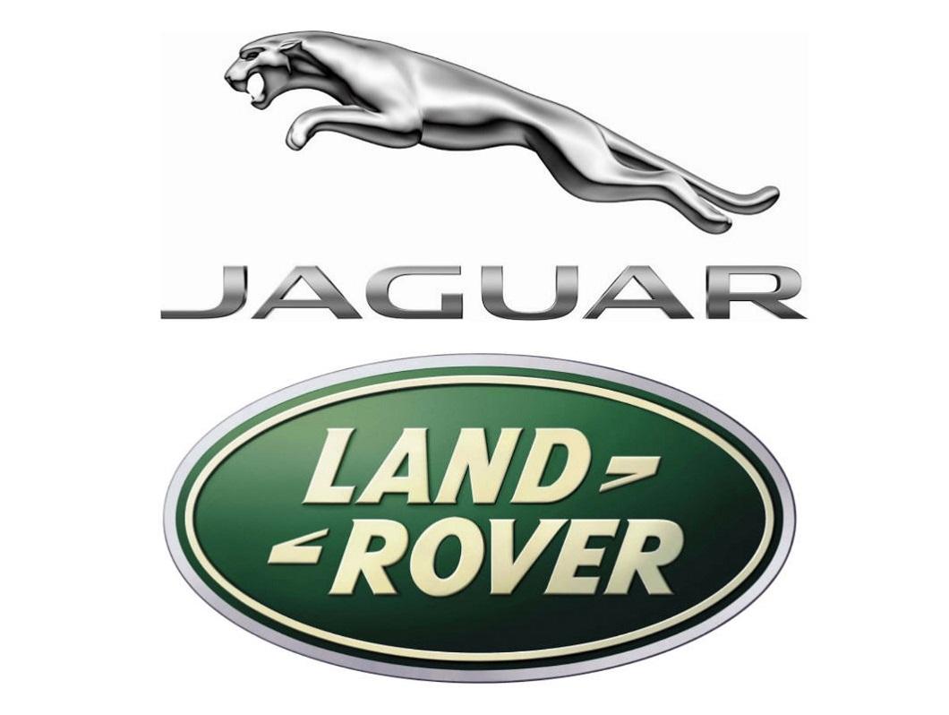 Jaguar Land Rover логотип