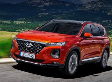 Автолюбители с нетерпением ожидают появления нового Hyundai Santa Fe на российском рынке