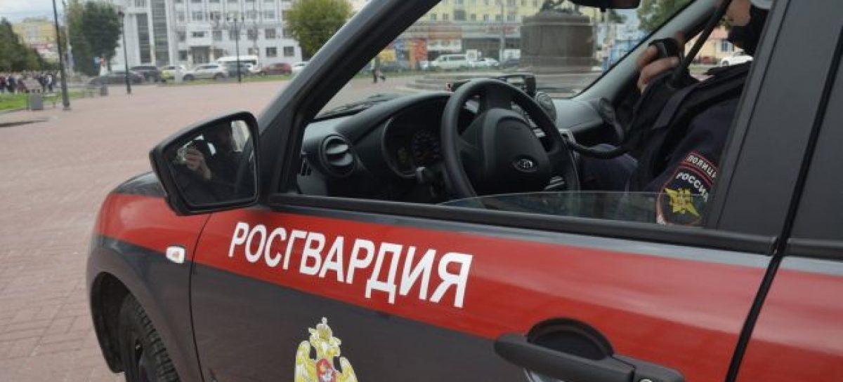 В Lada Vesta установили тепловизоры специально для Росгвардии