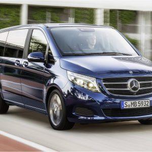 Vito Life - новый вместительный минивэн от Mercedes-Benz
