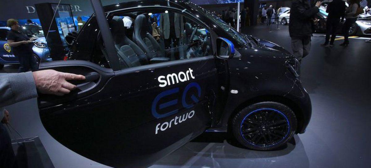 Daimler может прекратить производство автомобилей Smart