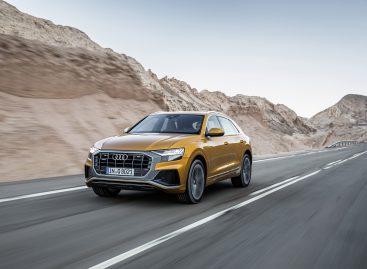 Audi Россия объявляет старт приема заказов на дизельную модификацию абсолютно нового Audi Q8