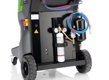 Компания Bosch представила новые установки для обслуживания систем кондиционирования