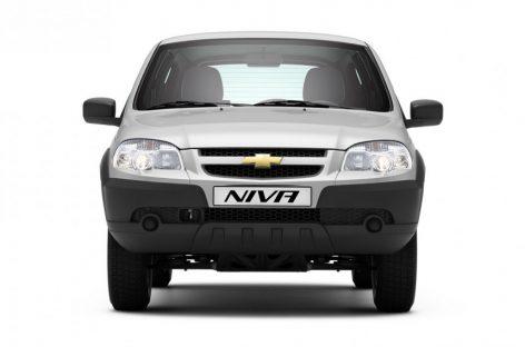 Нива Chevrolet выпустила две новых комплектации по 810 000 рублей